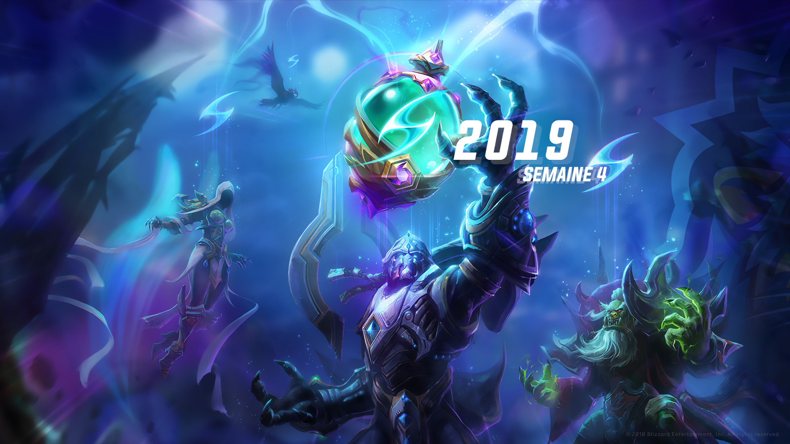 Janvier 2019 : Semaine 4