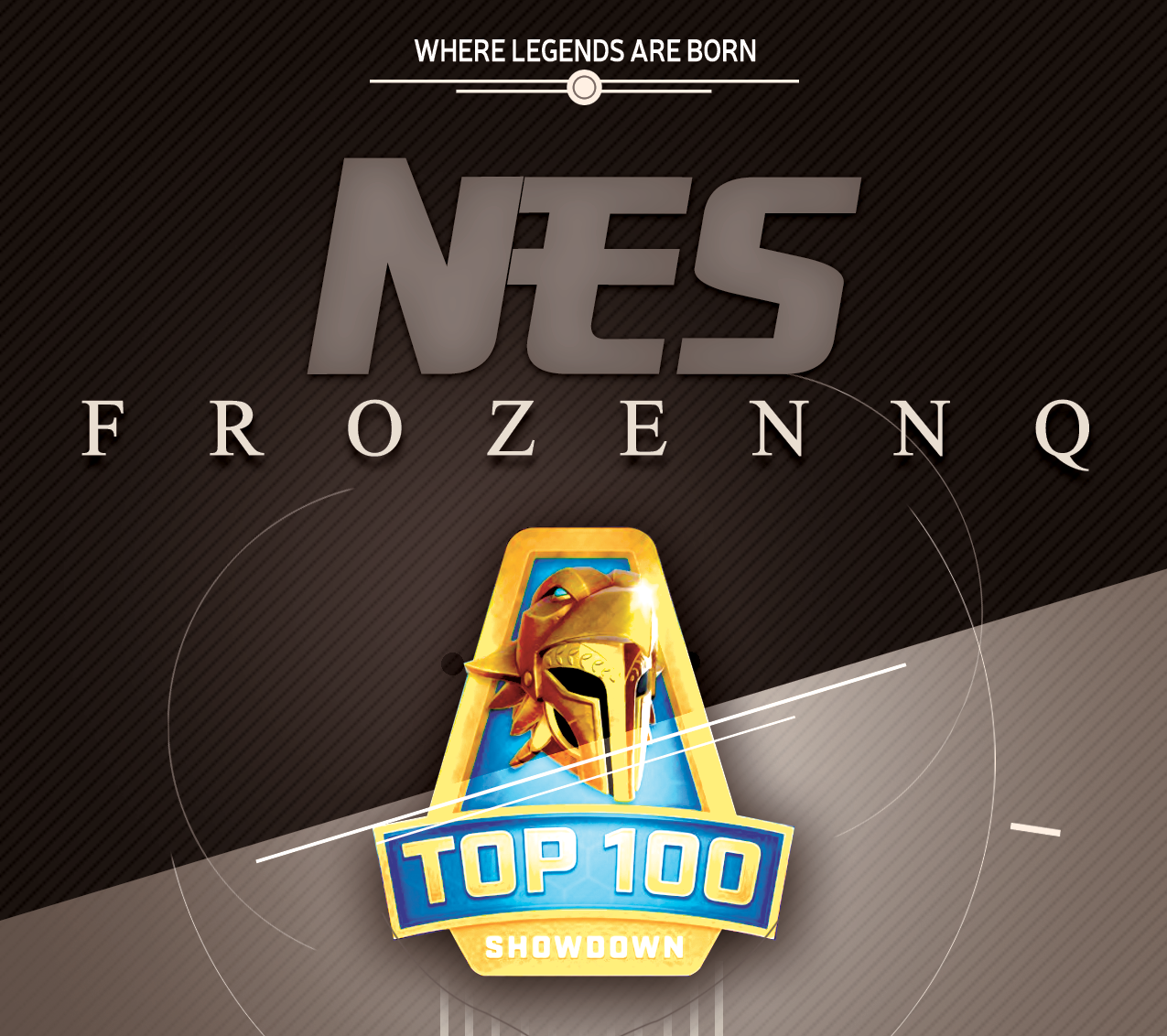 FrozenNQ remporte le Top100 Showdown Darwin Project