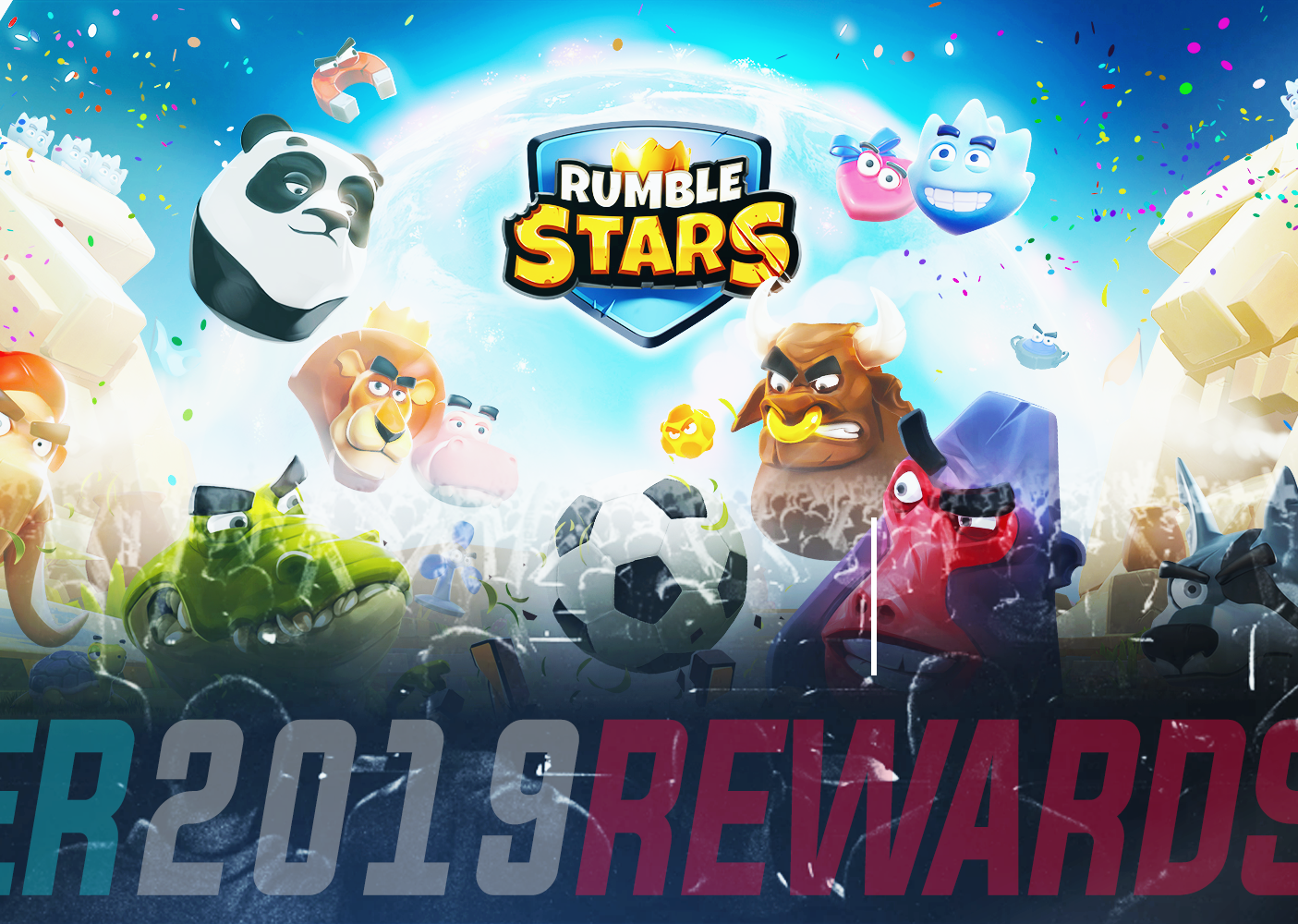 Rumble Stars Rewards